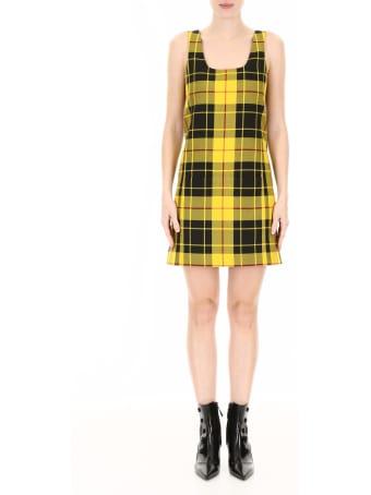 Rokh Tartan Dress