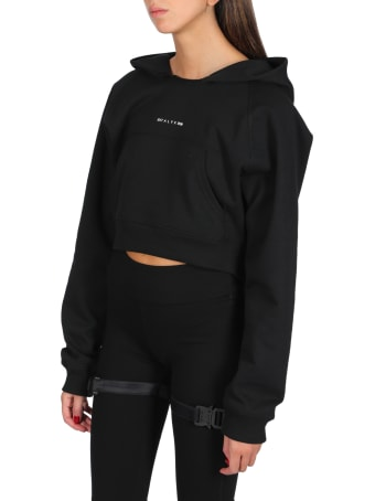 1017 ALYX 9SM Womens Hooded Sweatshirt Visual