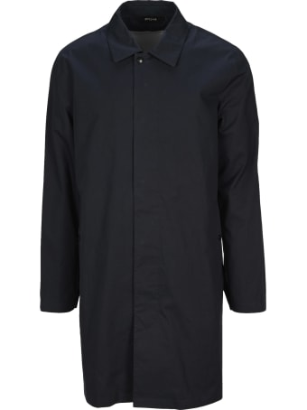 Z Zegna Z-zegna Trench Coat