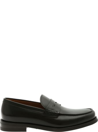 Doucal's Loafer Leather