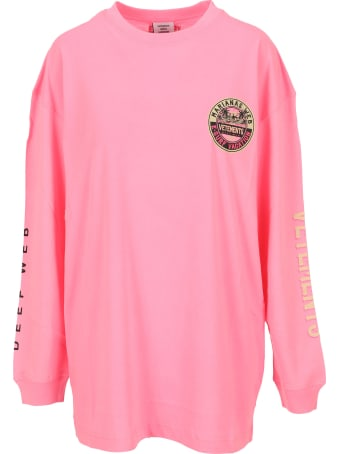 VETEMENTS Marianne Over Sweater