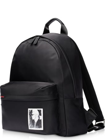 Karl Lagerfeld Karl Legend Nylon Backpack
