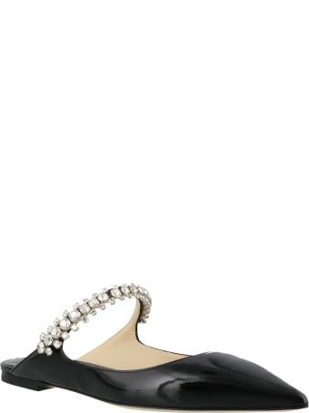 Jimmy Choo Bing Flat Sandals