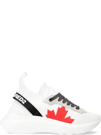 Dsquared2 Speedster Low-top Sneakers