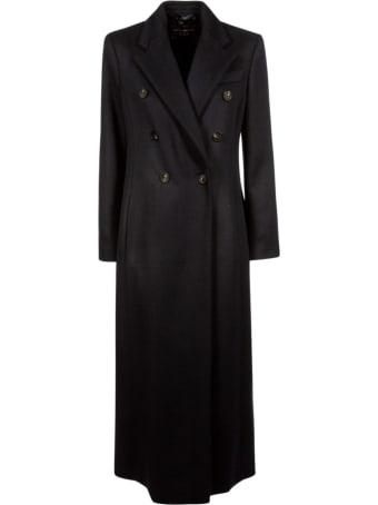 Emporio Armani Double-breasted Long Coat