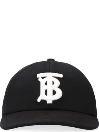 Burberry Logo Baseball Cap