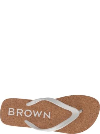 Orlebar Brown Haston Cork Flip Flops