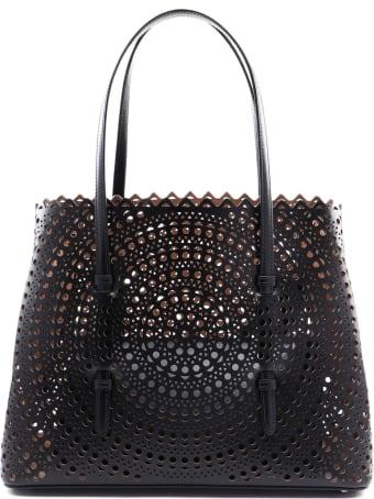 Alaia Mina Med Bag