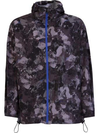 Marcelo Burlon County Of Milan Camou Windbreaker