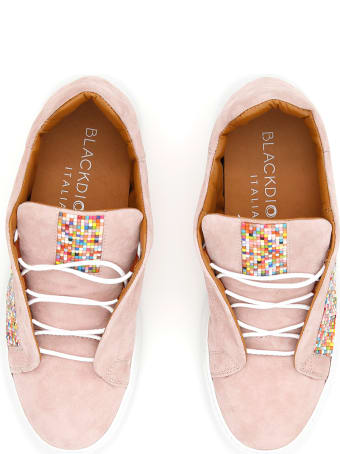 Black Dioniso Pixi Sneakers