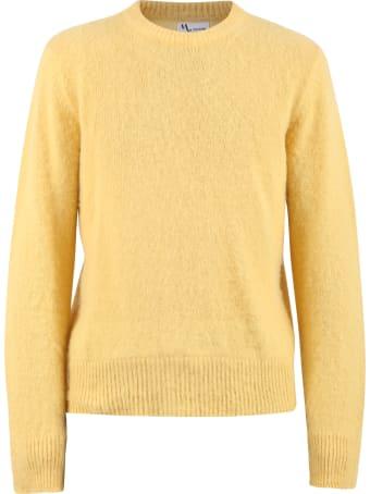 doppiaa Yellow Sweater