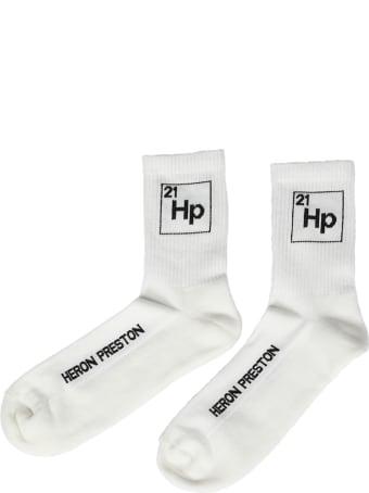HERON PRESTON Hp Periodic Long Socks