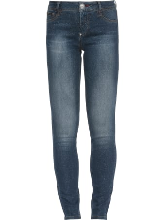 Philipp Plein Cotton Jeans