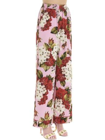 Dolce & Gabbana 'gerani' Pants
