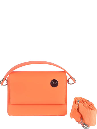 Kara Chain Strap Detachable Pocket Detail Shoulder Bag