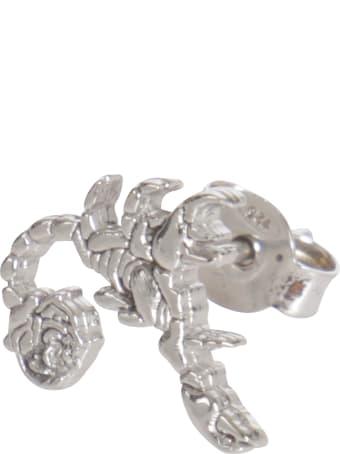Alan Crocetti Scorpion Earrings