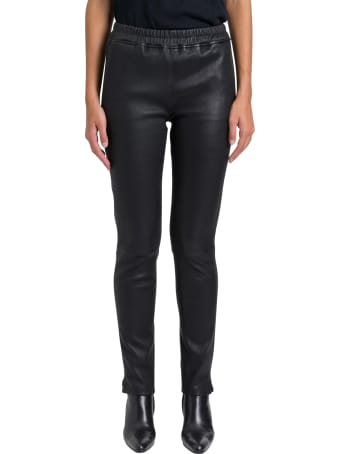 ARMA Skinny Leather Trousers
