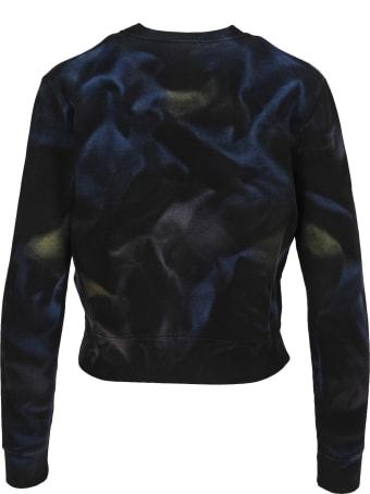 Saint Laurent Tie-dye Sweatshirt