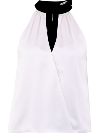 Alice + Olivia Sleeveless Blouse