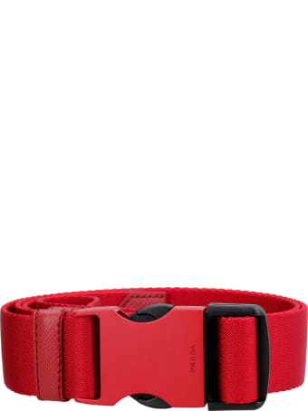 Prada Fabric Belt