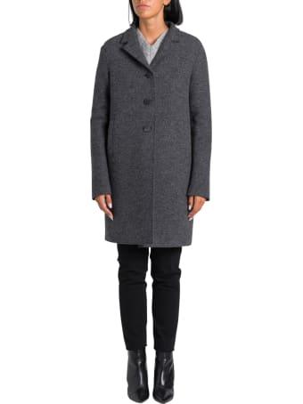 Harris Wharf London Boxy Coat