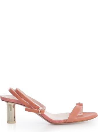 Anna Baiguera Jewellery Flip Flop Sandals