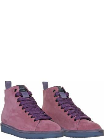 Panchic Panchic Pink Ankle Boot