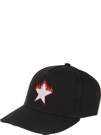 Vision of Super Star White And Red Cap