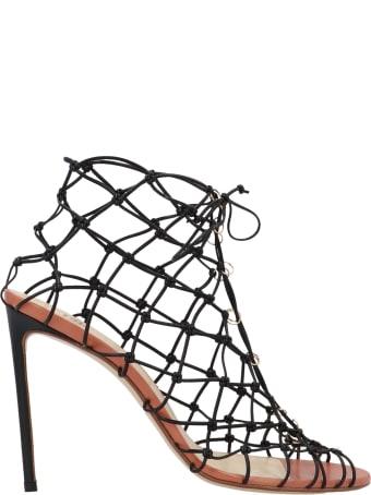 Francesco Russo 'mesh' Shoes