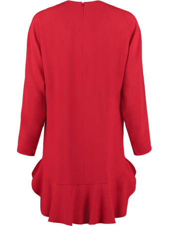 RED Valentino Crepe Cady Dress