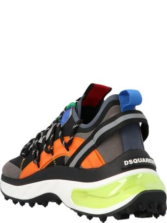 Dsquared2 'bubble' Shoes