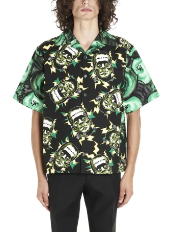 Prada 'frankenstein' Shirt