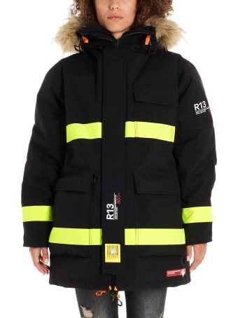 R13 'fireman' Parka