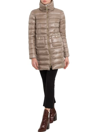 Herno Maria Long Down-jacket