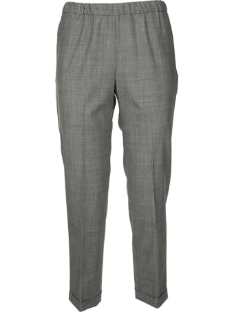 QL2 Cropped Trousers