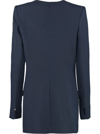 Hebe Studio Boyfriend Single-breasted Blazer