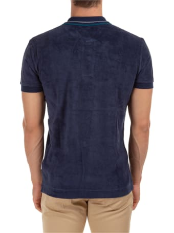 Orlebar Brown Sawyer Towelling Polo Shirts