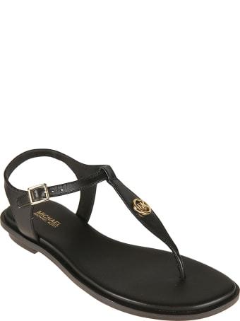 Michael Kors Mallory Thong Flat Sandals