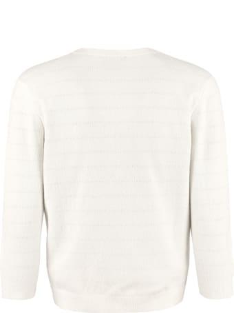 A.P.C. Zoe Cotton-blend Sweater
