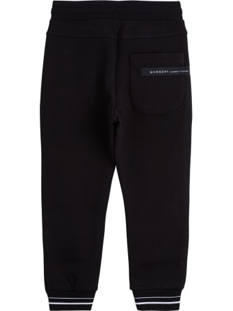 Givenchy Cotton Jogger With Logo