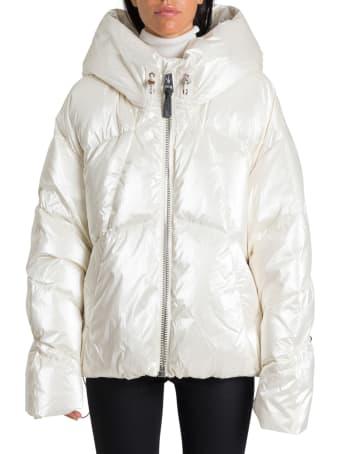 Nicole Benisti Oversized A-line Down-jacket