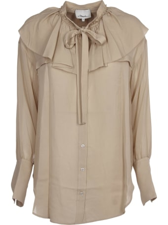 3.1 Phillip Lim Pussy-bow Blouse