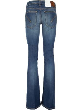 Dondup Lola - Skinny Boot-cut Jeans
