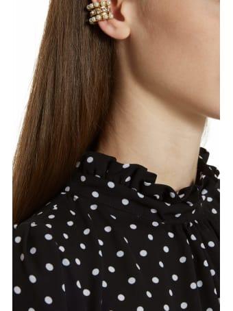 Amotea Buzz Golden Ear Cuff