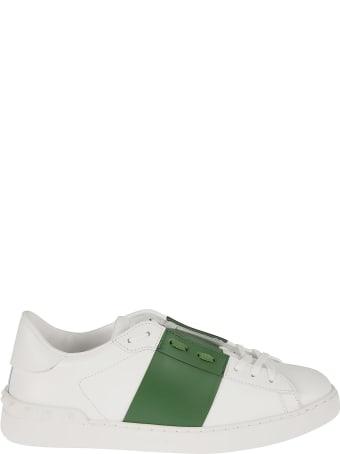 Valentino Garavani Classic Low-top Lace-up Sneakers