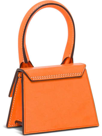 Jacquemus Le Chiquito Orange Handbag