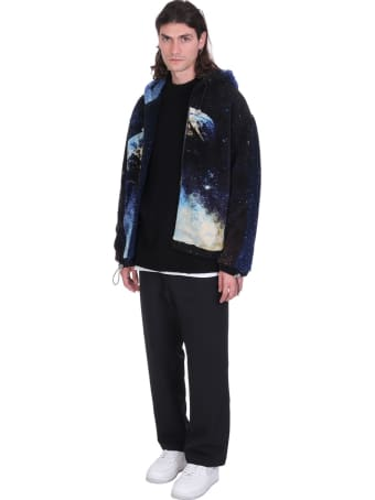 Bonsai Sweatshirt In Blue Polyester