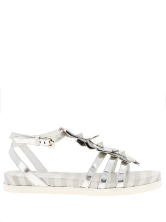 Paciotti 4US Flat Sandals Shoes Women Paciotti 4us