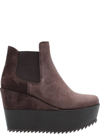 Pedro Garcia Leather Wedges