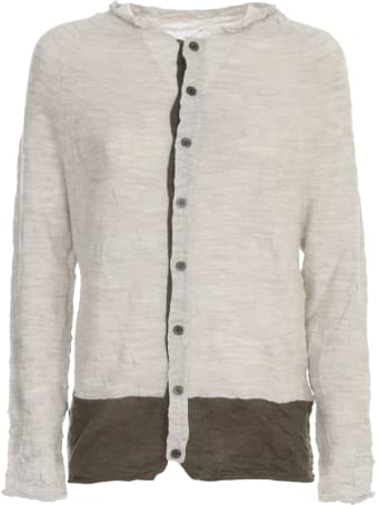 Y's Off N L/s Button Cardigan